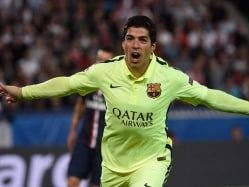 PSG vs Barcelona: Nutmegging Was the Only Option I Had to Score, Says Luis Suarez