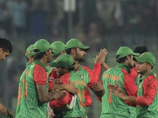 Bangladesh Cricket Benifitting From Healthy Competition: Anamul Haque