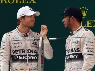 Chinese GP: Mercedes in Damage Control Mode after Nico Rosberg Outburst