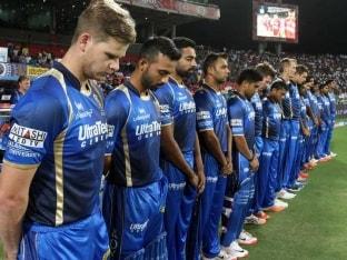 Indian Premier League: Kings XI Punjab, Rajasthan Royals Pay Tribute to Late Richie Benaud