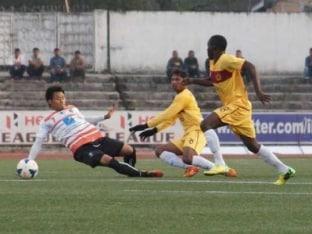 I-League: Royal Wahingdoh Rally to Hold Mumbai FC 1-1