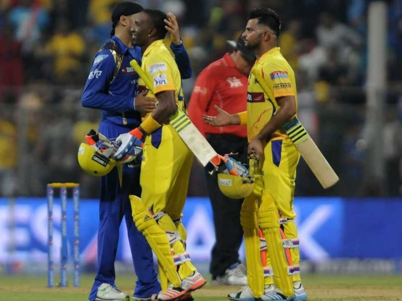 IPL 2015 MI vs CSK Highlights: Smith, McCullum Help Chennai Crush ...