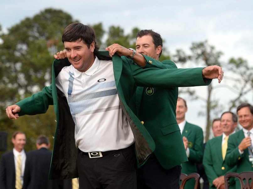 For Champions, Only a Year to Throw on the Green Jacket