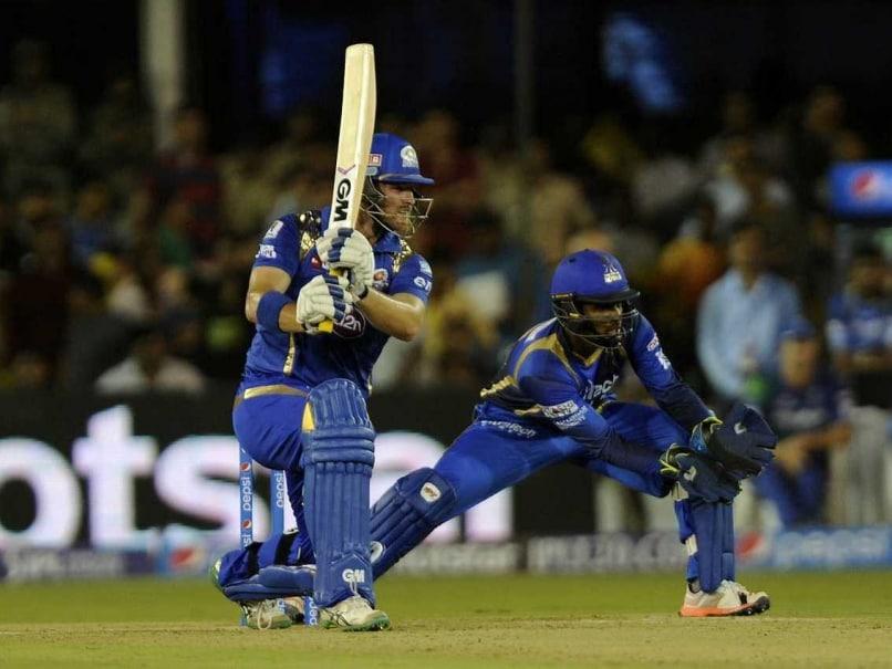 IPL: Injured Corey Anderson Rejoins Mumbai Indians Squad Ahead of Delhi Daredevils Game