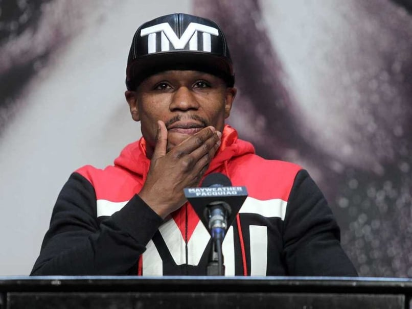 Floyd Mayweather Relaxed About Retirement