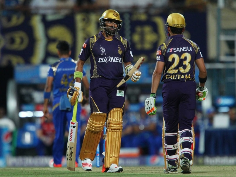 Ipl 2017 Yuvraj Singh Takes A Dig After Gautam Gambhir Breaks His Bat