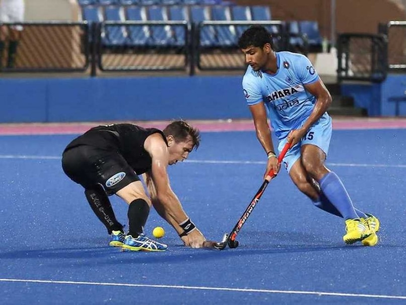 Azlan Shah Hockey: Heartbreak for India as Late Kiwi Strike Dents Hopes of Draw