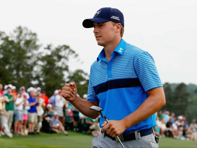 Jordan Spieth Opens New Year in Style With Win in Hawaii