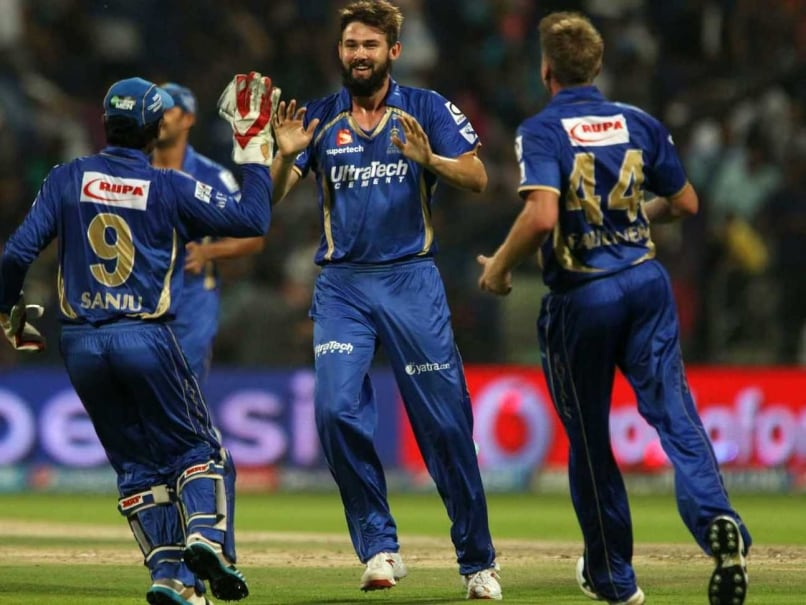 Indian Premier League: Rajasthan Royals Pacer Kane Richardson Ruled Out