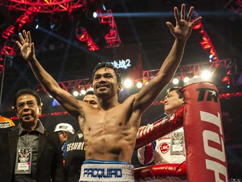Manny Pacquiao Says Retirement is on Hold for Shoulder Injury - Boxing News