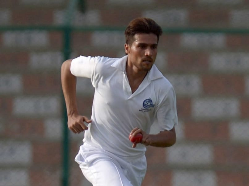 Mohammad Amir Named in Pakistan Squad For New Zealand Series