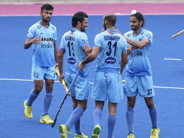 India Draw Confidence From Champions Trophy Record Against Belgium
