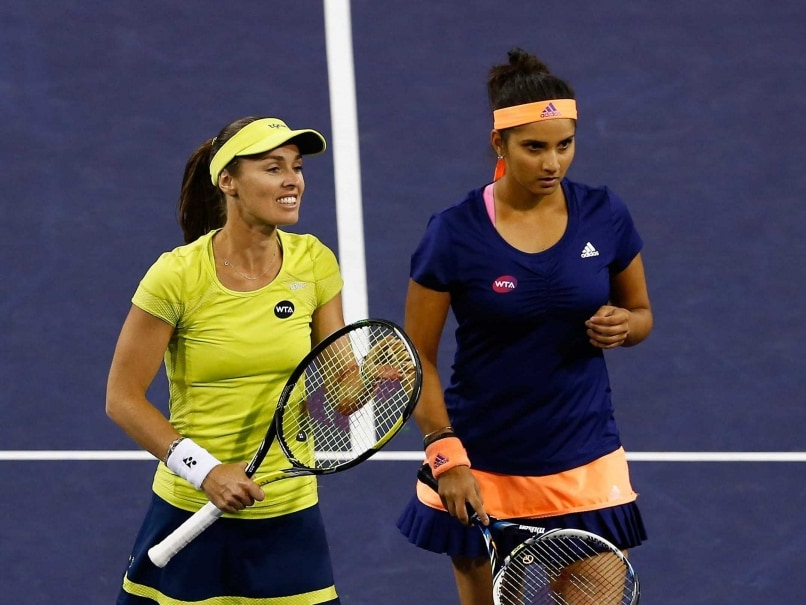 Sania-Martina Advances, Bopanna-Mergea Out of Miami Open