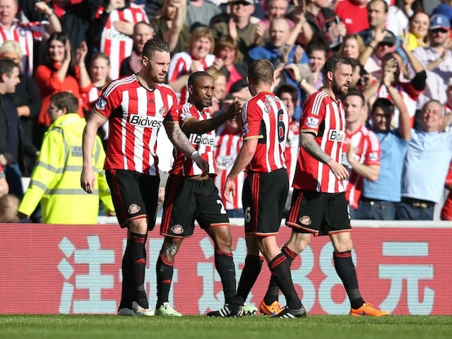 Jermain Defoe Wonder Goal Hands Sunderland Derby Delight Over Newcastle
