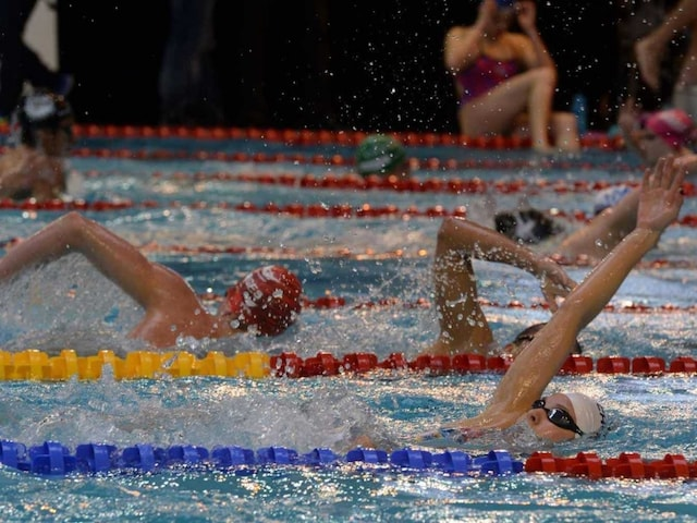 At 100, Japanese Woman Swims 1,500 Meters in Masters Meet: Report