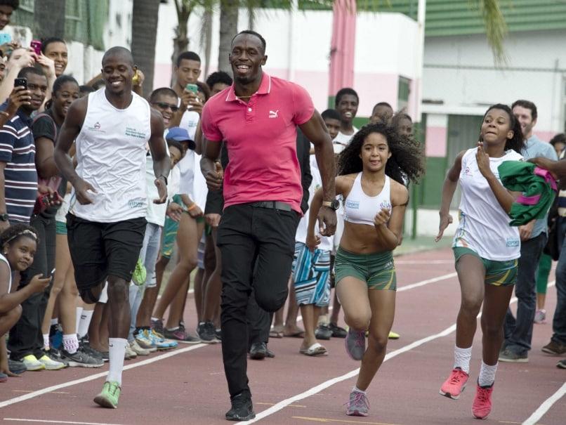 Struggling Usain Bolt to Run at Jamaica Trials