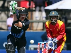 Debutant George Worker Inspires New Zealand To Emphatic Win vs Zimbabwe in Lone T20