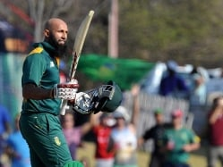 First ODI: Hashim Amla's Century Powers South Africa to Win vs New Zealand