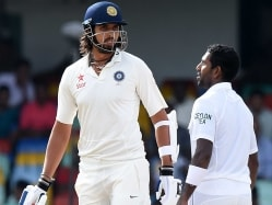 Ishant Sharmas Behaviour Pathetic Display of Aggression: Bedi