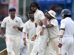 3rd Test: Ishant Sharma Vents Anger With Ball, Leaves Sri Lanka Reeling at 67/3 in Record Chase
