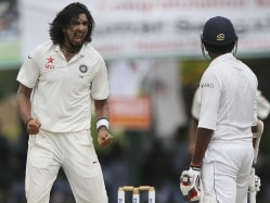 India in Sri Lanka: Ishant Sharma Fined After Spat With Lahiru Thirimanne