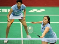 Jwala Gutta-Ashwini Ponnappa Lose in Germany