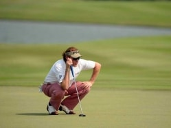 In The Cusp of History, Miguel Jimenez Adds Sparkle to Hong Kong Open Golf