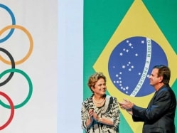 Rio Olympics: Brazil Wrestles Chaos With 100 Days To Go