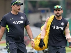 Ravi Shastri is Players' Favourite And so he is at The Helm, Says Rajeev Shukla