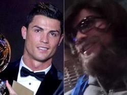 Cristiano Ronaldo Disguises as 'Homeless Man', Tricks Madrid Locals