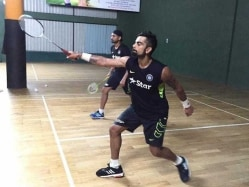 Virat Kohli Leads as Team India Enjoy Badminton, Tuk Tuk Ride