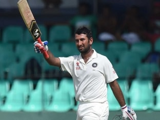 Duleep Trophy: Cheteshwar Pujara, Sheldon Jackson Plunder Listless India Red Attack