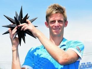 Kevin Anderson Wins Winston-Salem Crown