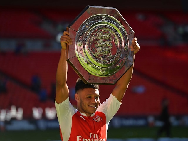 Arsenals Alex Oxlade-Chamberlain Sets Sight On More Goals