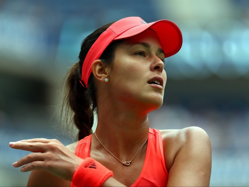 Ana Ivanovic Falls in US Open First Round
