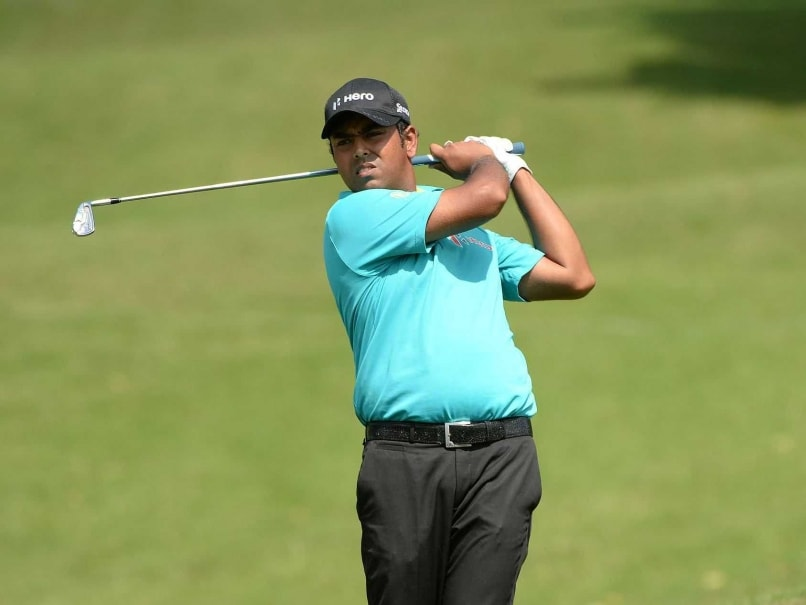 Anirban Lahiri Moves up to 39th in World golf Rankings