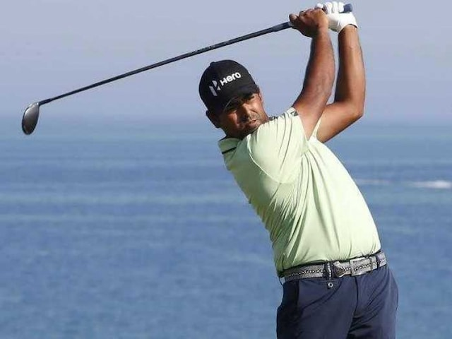 Anirban Lahiri Tied Fifth, Jeev Milkha Singh, Gaganjeet Bhullar Joint 10th at Hong Kong Open