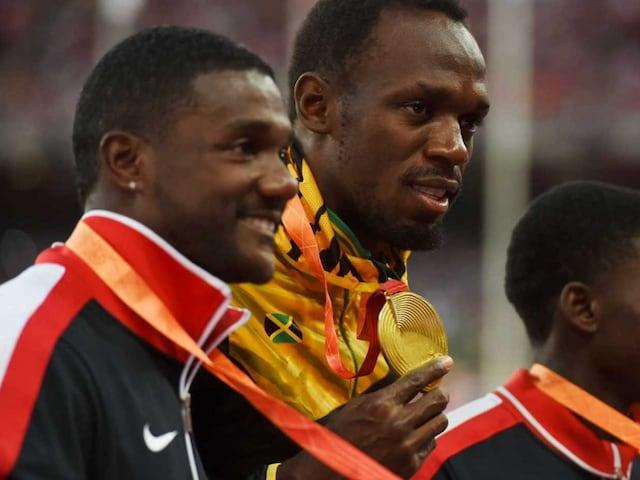 Usain Bolt, Justin Gatlin Cruise Into 200m Semifinals at World Athletics