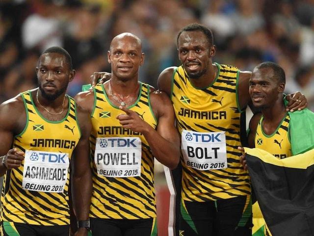 Usain Bolt Wins World Treble With Relay Gold | Athletics News