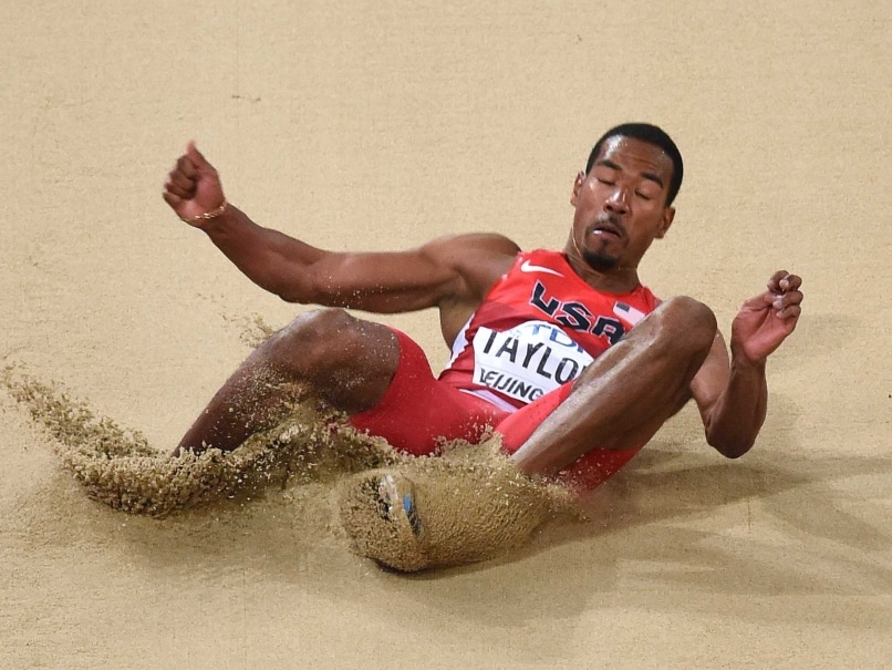 World Athletics: Christian Taylor Wins Triple Jump Title With Second-Longest Leap in History
