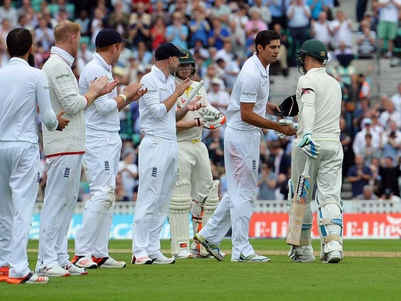 The Ashes: David Warner Hails England Respect After Michael Clarke Honour Guard