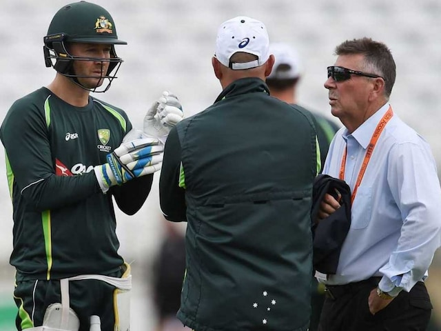 The Ashes: Shane Warne Accuses Rodney Marsh of Panic