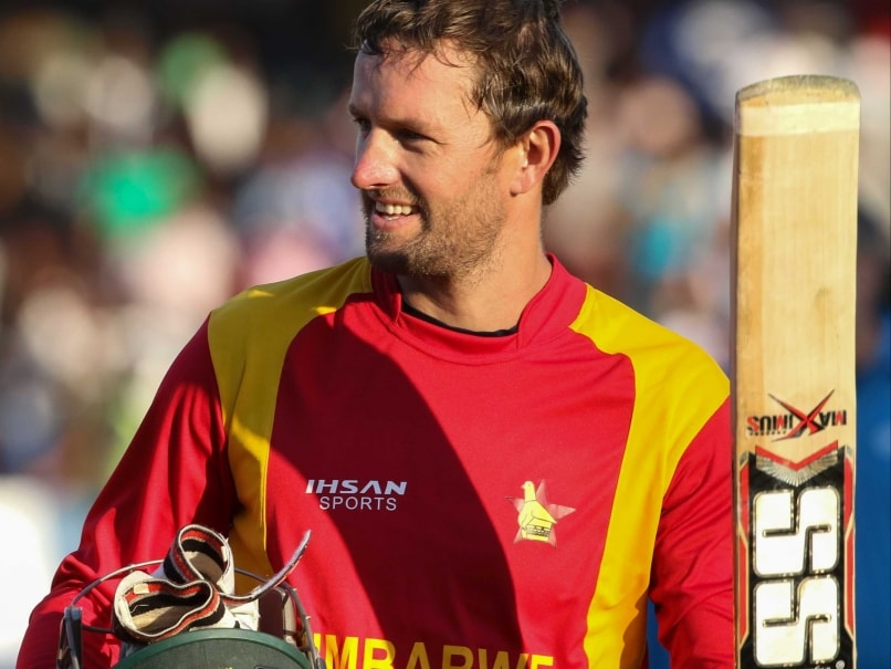 2nd ODI: Craig Ervine Sets up Zimbabwe Series Win Over Ireland