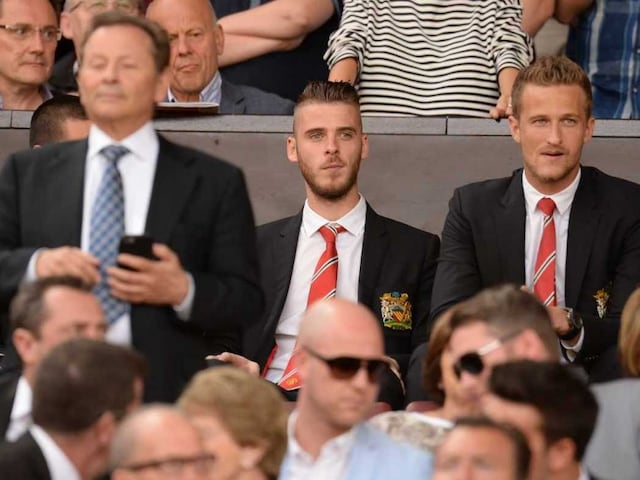 Louis Van Gaal Hopeful David De Gea Will Stay At