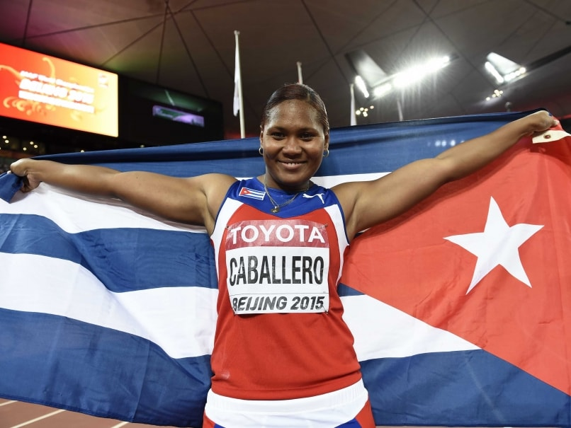World Athletics: Denia Caballero of Cuba Wins World Discus Title