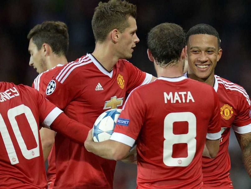 Champions League: Memphis Depay Scripts Manchester United Win, Sporting Lisbon Overcome CSKA Moscow