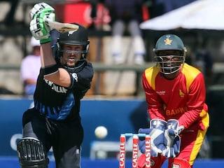 Debutant George Worker Inspires New Zealand To Emphatic Win vs Zimbabwe in Lone T20