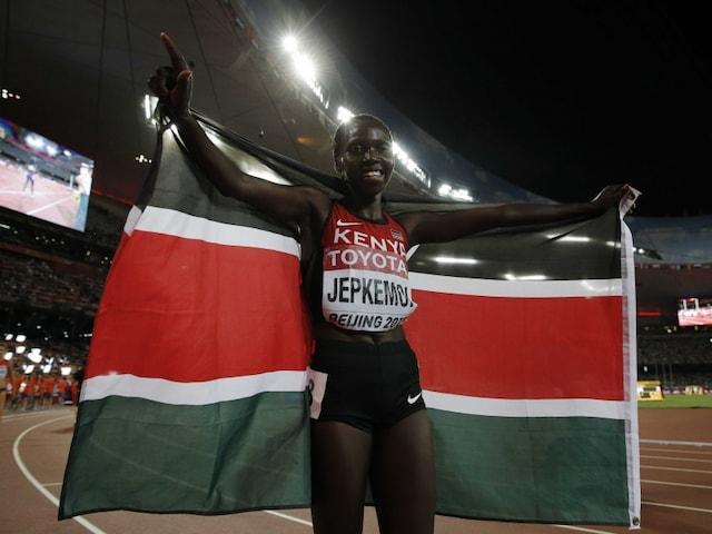 World Athletics: Kenyas Hyvin Kiyeng Jepkemoi Wins 3000m Steeplechase, Indias Lalita Babar Finishes Eighth