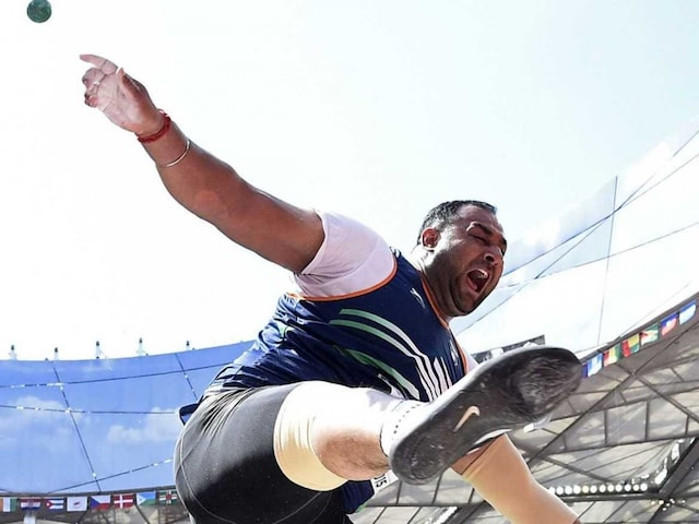 World Athletics: Inderjeet Singh Finishes 11th in Shot Put Finals, Indian Race Walkers Disappoint
