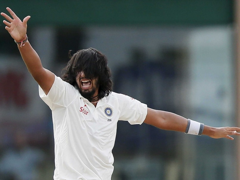 Ishant Sharma Becomes Fourth Indian Pacer to Take 200 Test Wickets